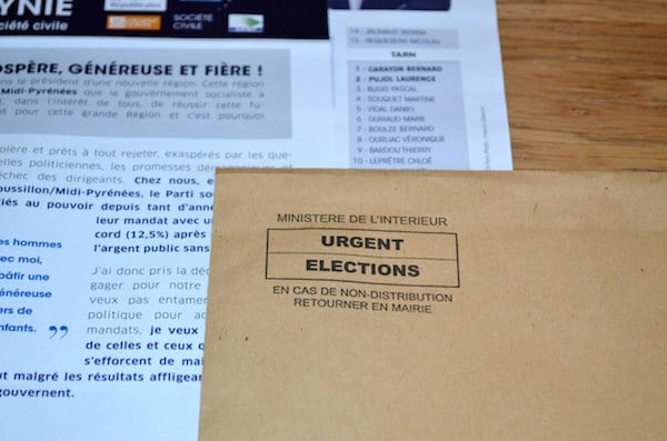 Understanding Regional Elections in France
