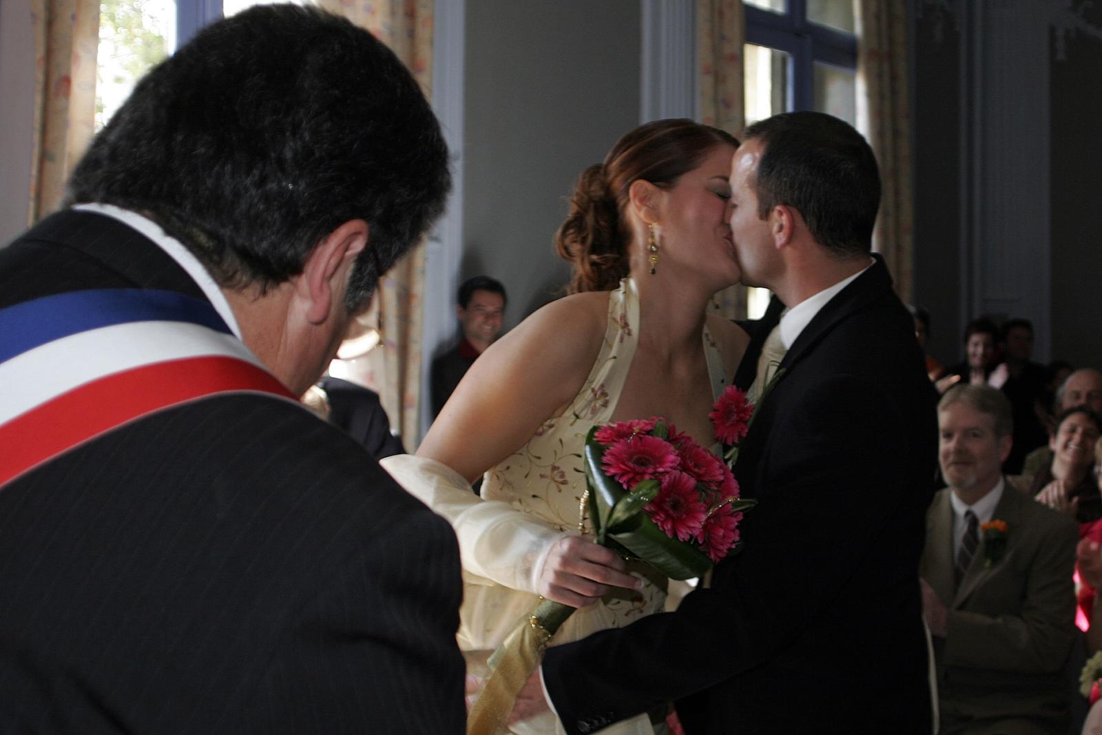 Jen's wedding in France