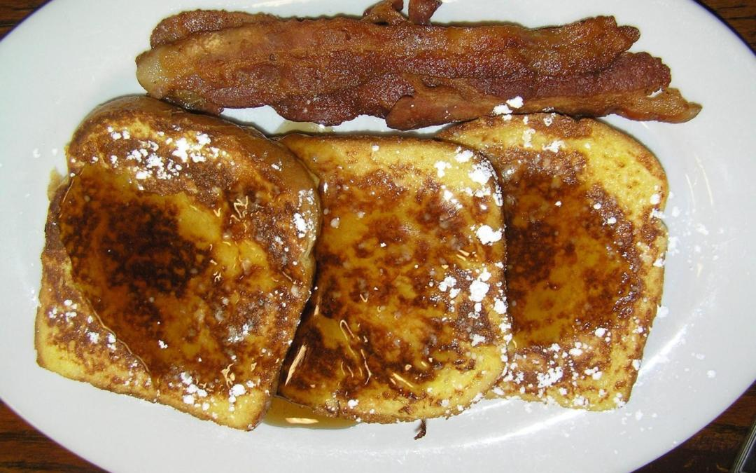 French Toast, French Fries…French Food That Isn't