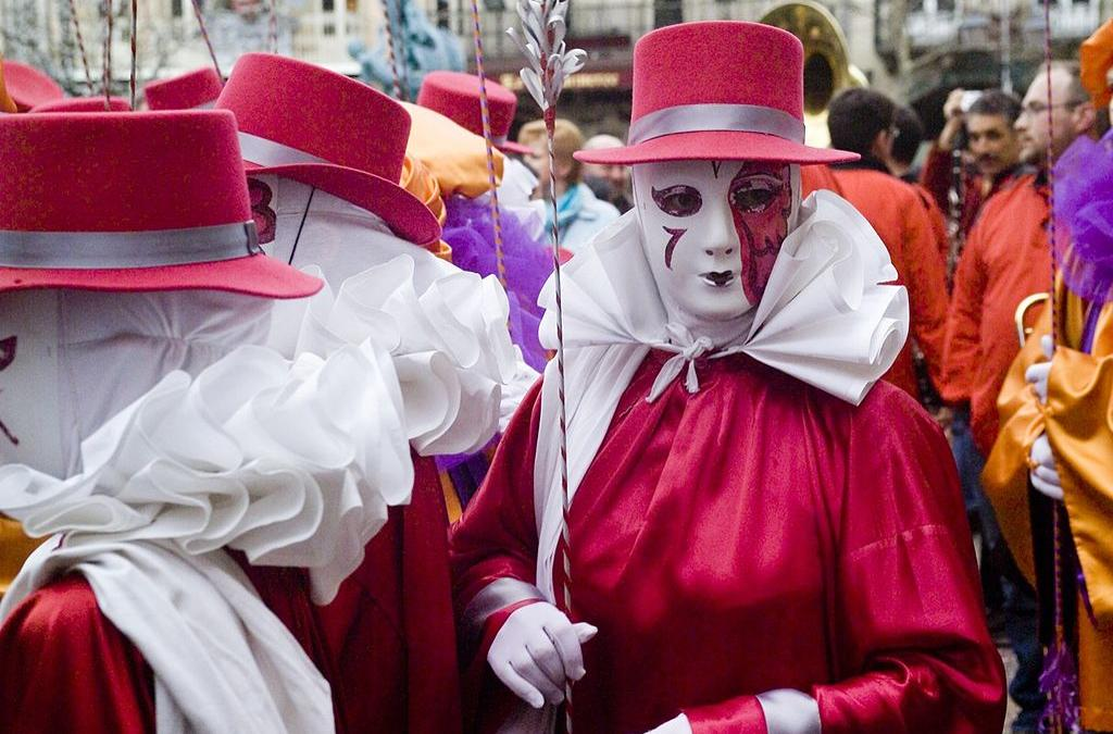 Experience the magic of the Carnival de Limoux
