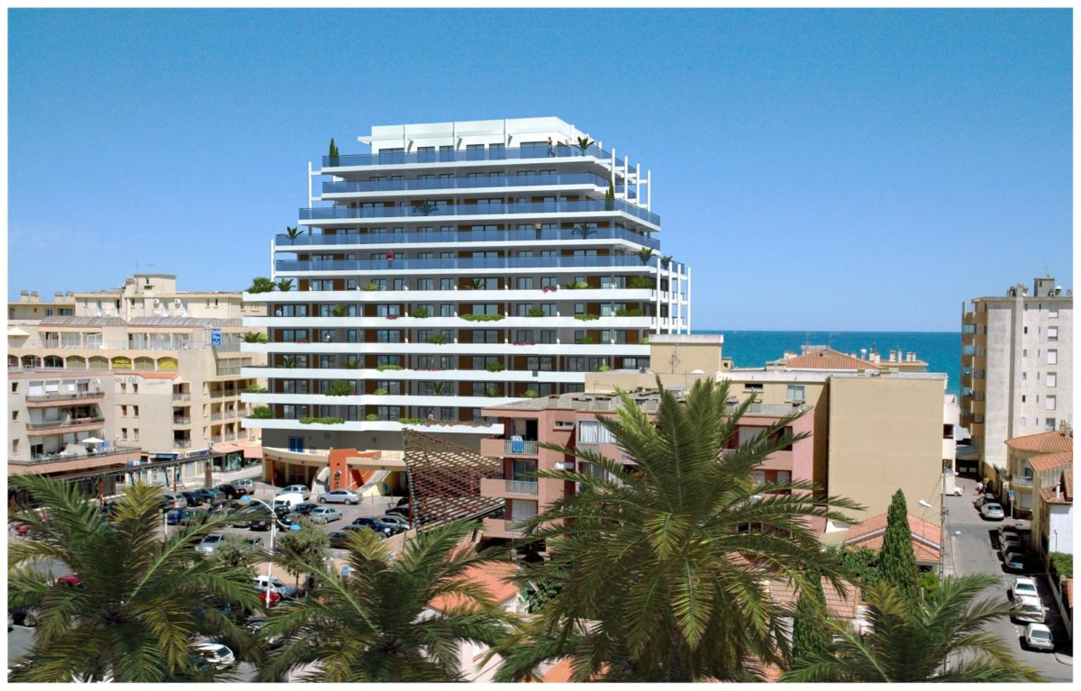 Fractional ownership: CDL new build project in Canet, from €100,000