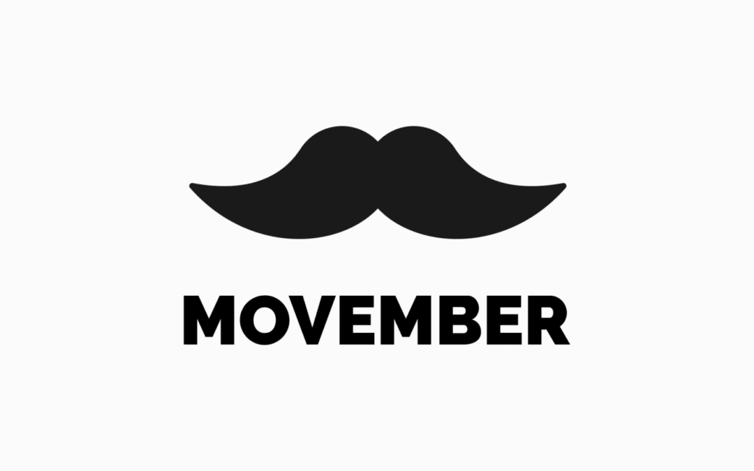 Men's Health in France – It's Movember!