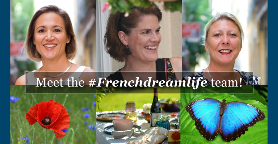 Meet the Renestance Girls – the #FrenchDreamLife Team!