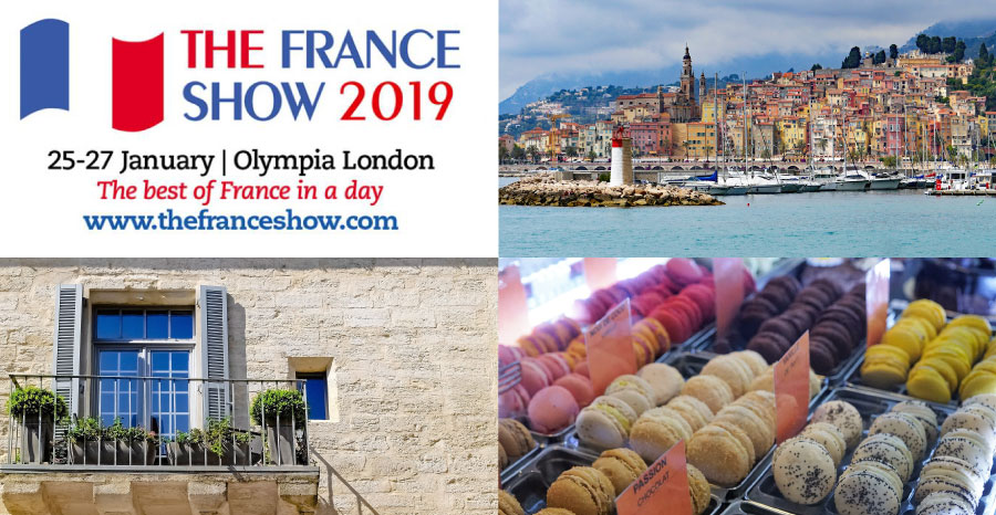 Free Tickets for The France Show 2019