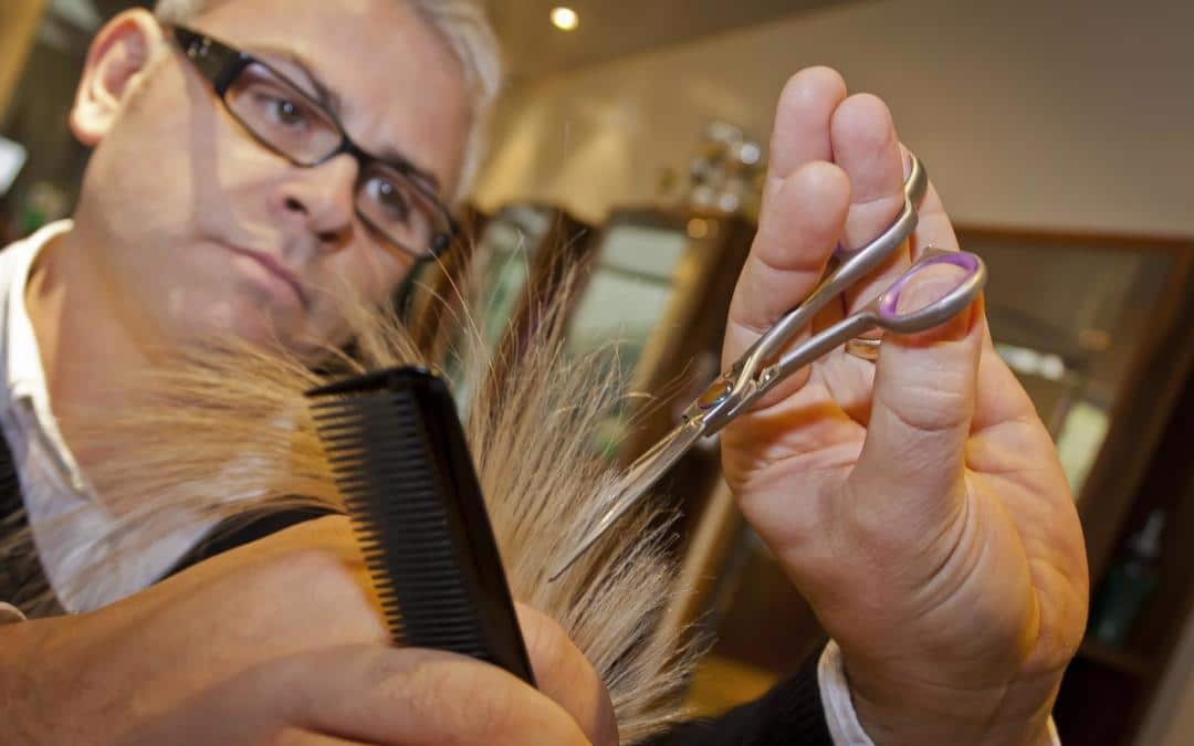 Hairdressing Terms in French