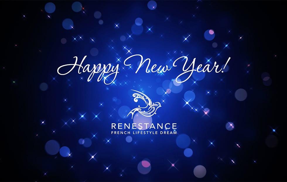 Happy New Year From Renestance!