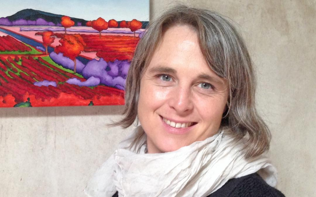 Expat lives: Meeting artist Libby Page